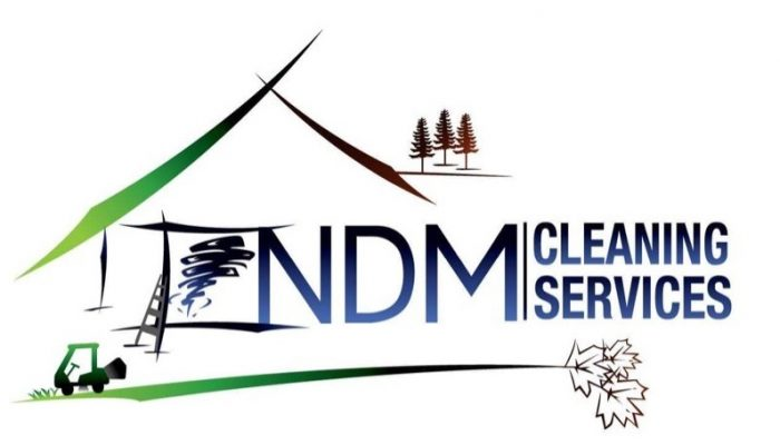 Logo NDM Cleaning Services